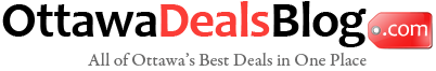 Ottawa Deals Blog